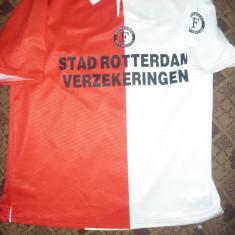 Tricou al Echipei de Fotbal Feyenoord Rotterdam, Jucatorul Tomasson nr.10, XL - Tricou echipa fotbal, Culoare: Alb