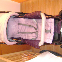 Carucior bebe ieftin - Carucior copii Sport DHS Baby, Violet