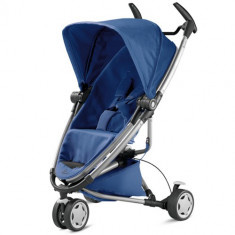 Carucior Zapp Extra 2 Blue Base - Carucior copii 2 in 1 Quinny