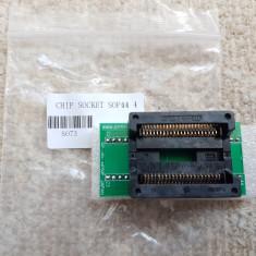 ZIF Socket PSOP44/SOP44 to DIP44/SOP44/SOIC44 IC test socket programmer