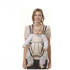 Port-bebe copii Baby Carrier Aiebao Practic HomeWork - Marsupiu bebelusi