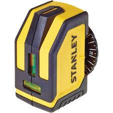 Nivela laser de perete manuala STANLEY foto mare
