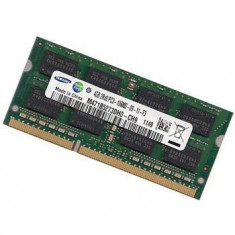 Memorii laptop second hand 4GB DDR3 PC3-10600 - Memorie RAM laptop