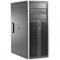 Calculatoare second hand HP Compaq 6000 Pro Mt, Core 2 Duo E8400 - Sisteme desktop fara monitor HP, Fara sistem operare