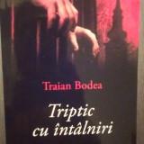 TRIPTIC CU INTALNIRI - TRAIAN BODEA - FOST DETINUT POLITIC - Biografie