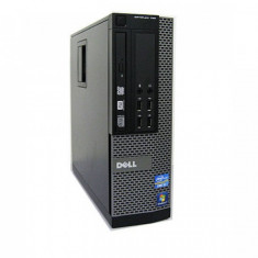 Calculator DELL OptiPlex 790 SFF, Intel Core i5-2500 3.30GHz, 4GB DDR3, 250GB SATA, DVD-ROM - Sisteme desktop fara monitor