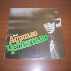 ADRIANO CELENTANO disc vinil LP vinyl pickup pick-up