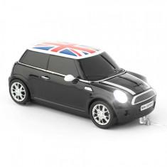 Mouse Mini Cooper S Astro Black - USB