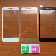 Folie Sticla Securizata 2.5D / Tempered Glass Xiaomi Redmi Note 4 / Note 4X - Folie de protectie