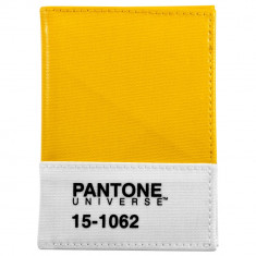 Port - Card Pantone, galben - Portofel Barbati