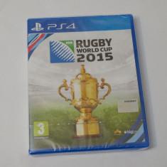 Joc Sony Playstation 4 PS4 - Rugby World Cup 2005 - sigilat - Jocuri PS4, Sporturi, 3+, Single player