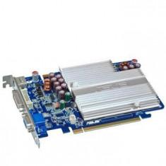 Placa video second hand ASUS EN7300GT SILENT 512MB DDR2 128bit - Placa video PC Asus, PCI Express