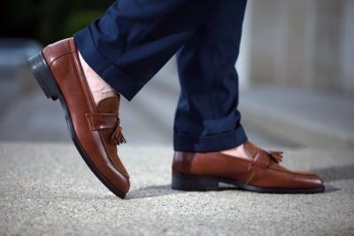 Pantofi Spring Loafer COD: LFR-1. Disponibili pe negru sau maro. NEW COLLECTION! foto