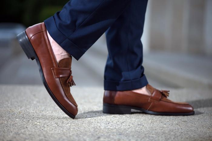 Pantofi Spring Loafer COD: LFR-1. Disponibili pe negru sau maro. NEW COLLECTION!