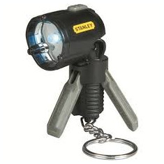 Mini lanterna trepied cu breloc STANLEY