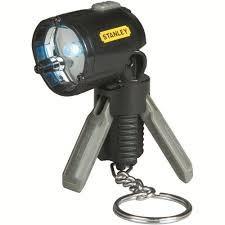 Mini lanterna trepied cu breloc STANLEY foto
