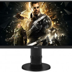 "Monitor TN LED BenQ 27"" GL2706PQ, WQHD (2560 x 1440), DVI, HDMI, DisplayPort, 1 ms, Boxe (Negru) - Monitor LED Benq, 27 inch"