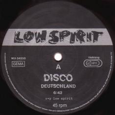 WestBam - Disco Deutschland 1988 disc vinil Maxi Single House - Muzica House