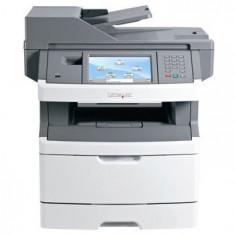 Multifunctionale second hand laserjet monocrom Lexmark X463de - Imprimanta laser alb negru