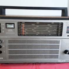 RADIO SELENA B -216 , NU FUNCTIONEAZA