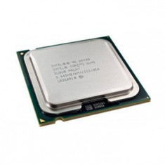 Procesor second hand Intel Core 2 Quad Q9400 2, 66 Ghz - Procesor PC
