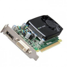 Placi video second hand NVidia Quadro 400 512MB DDR3 Low Profile - Placa video PC NVIDIA, PCI Express