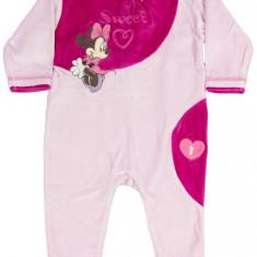 Salopeta roz pentru fetite Minnie Mouse
