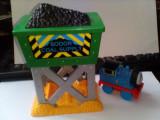 Bnk jc Jucarii - Locomotiva Thomas cu lansator Sodor Coal Suply