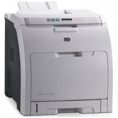 Imprimante second hand HP Color LaserJet 2700N - Imprimanta laser color