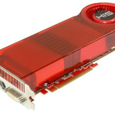 HIS Ati Radeon HD3870 x2 (2x Dual Link DVI) 1GB 512bit GDDR3 - Placa video PC His, PCI Express