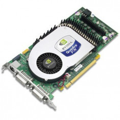 Placi video second hand Nvidia Quadro FX 3400 256MB 256bit - Placa video PC NVIDIA, PCI Express