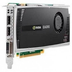 Placa video sh NVIDIA Quadro 4000, 2 GB GDDR5 256-bit - Placa video PC NVIDIA, PCI Express