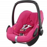 Cosulet Auto Pebble Plus 0-13 kg Berry Pink - Scaun auto copii grupa 0+ (0-13 kg)