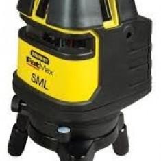 Nivela laser Multilinie FatMax SML STANLEY - Nivela laser cu linii
