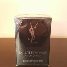Parfum LA NUIT DE L'HOMME FROZEN Ysl 100 ml - Parfum barbati Yves Saint Laurent, Apa de toaleta