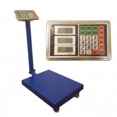 Cantar electronic LCD cu platforma si brat basculabil 500kg Practic HomeWork