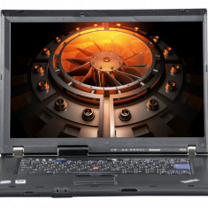 Lenovo ThinkPad R500 15.4 LCD Intel C2D T6670 2.20 GHz 4 GB DDR 3 SODIMM 160 GB HDD Fara unitate optica