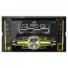 RADIO CD PLAYER 4X50W 2DIN KW-R510EY JVC - CD Player MP3 auto