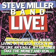 Steve Miller Band - Steve Miller.. -Shm-Cd- ( 1 CD )
