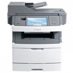 Multifunctionale second hand monocrom Lexmark XS463DE - Multifunctionala