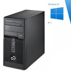 PC Refurbished Fujitsu Esprimo P400, i3-3220 Gen 3, Win 10 Home - Sisteme desktop fara monitor Siemens