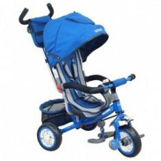 Tricicleta copii Baby Mix 2-5 ani Blue