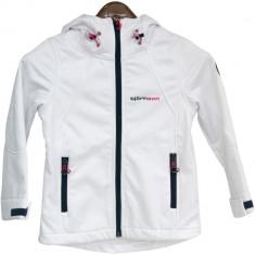 Jacheta Maddy pentru copii, alba, Bjornson