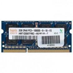 Memorii laptop 2GB DDR3 diferite modele Sodimm Notebook - Memorie RAM laptop