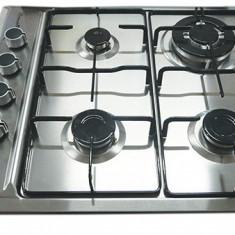 Plita 4Q incorporabila Hausberg HB 551 Practic HomeWork - Aparat Filtrare si Dozator Apa