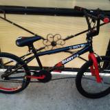 "BMX X - Rated Quarter, bicicleta copii 20"" (8-12 ani) - Bicicleta BMX, Numar viteze: 1"