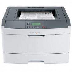 Imprimante second hand laser monocrom cu duplex Lexmark E360D - Imprimanta laser alb negru