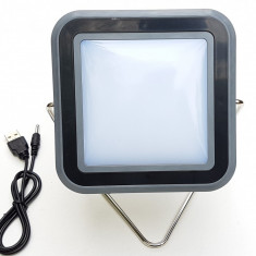Lampa Solara 30 LED cu functie  Power Bank USB