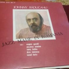 2 DISC VINIL JOHNNY RADUCANU CONFESIUNI 3 SI JAZZ MADE IN ROMANIA 2 VINIl - Muzica Jazz