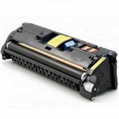 Cartus toner nou compatibil HP Q3962A Yellow - Cartus imprimanta